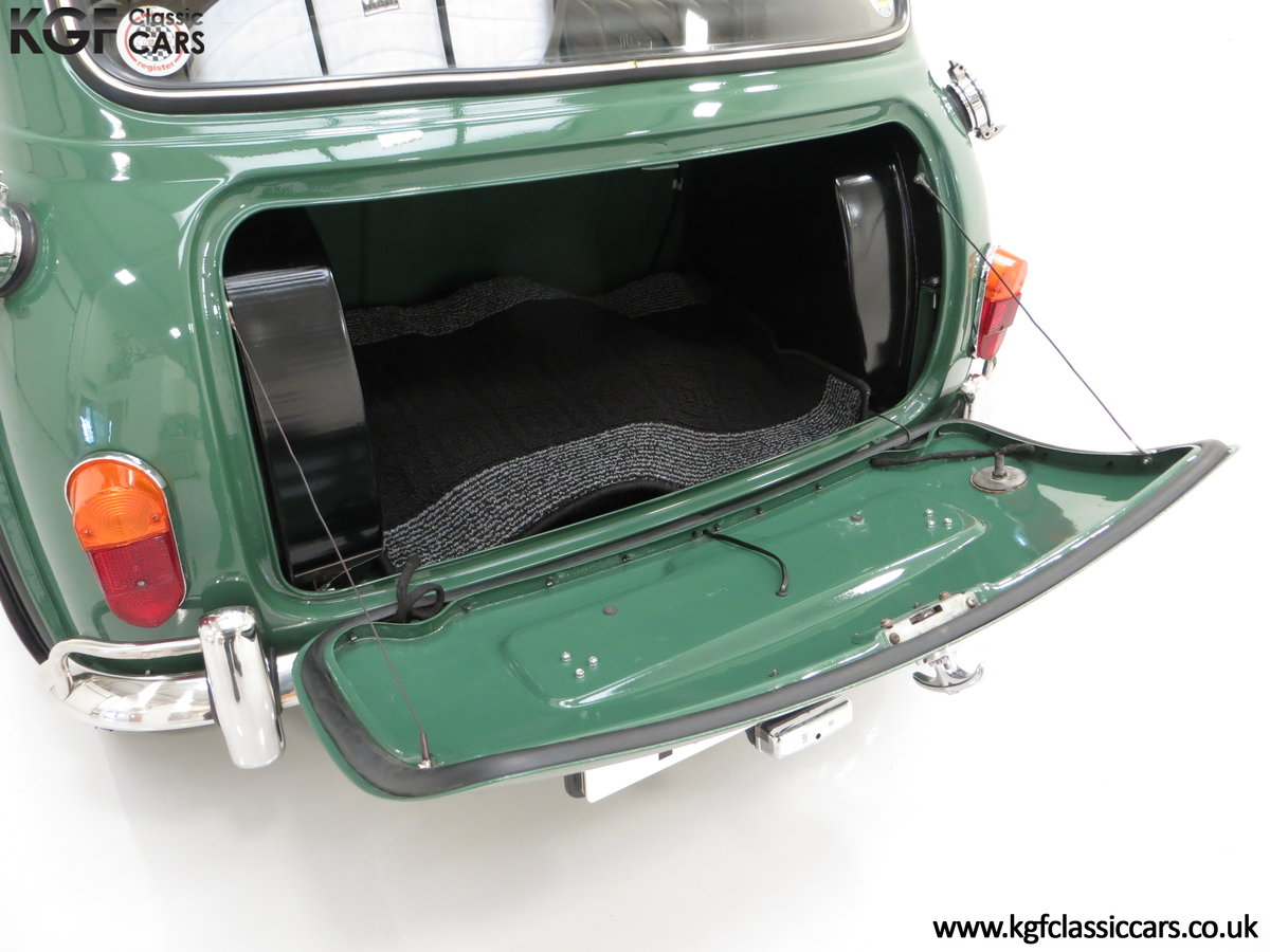1966 An Outstanding Morris Mini Cooper S Recreation SOLD (picture 21 of 24)