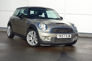 Picture of 2007 MINI Cooper S Manual, Pan Roof, A/C, FSH SOLD