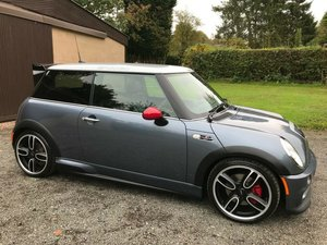 2006 MINI JCW GP1 NO 30 JUST 39K F.S.H VERY RARE STUNNING!!
