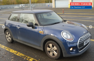 Picture of 2016 Mini One Auto 40,814 miles for auction 2016 For Sale by Auction