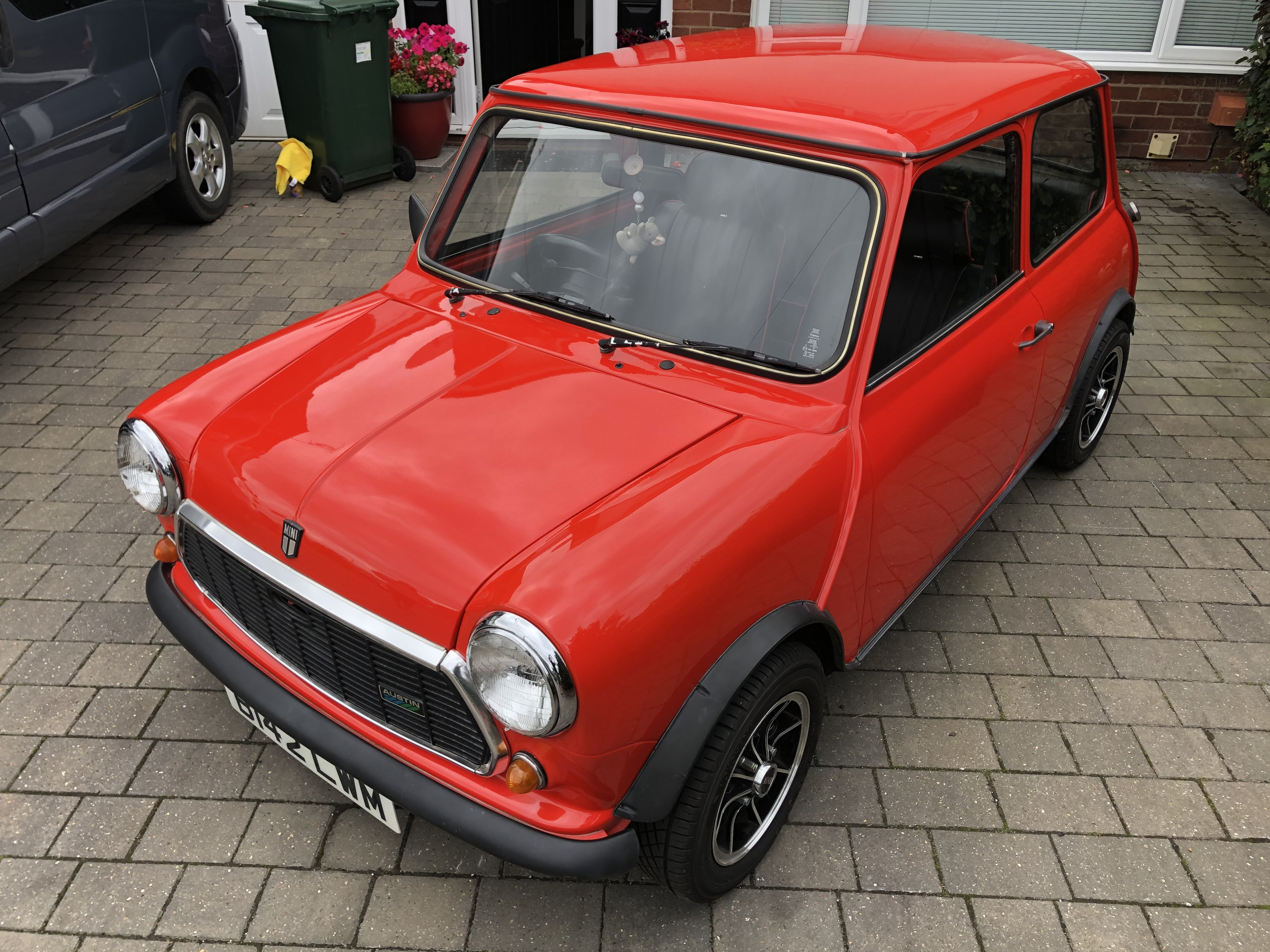 1985 MINI 1000 CITY E IMMACULATE CONDITION For Sale (picture 1 of 6)