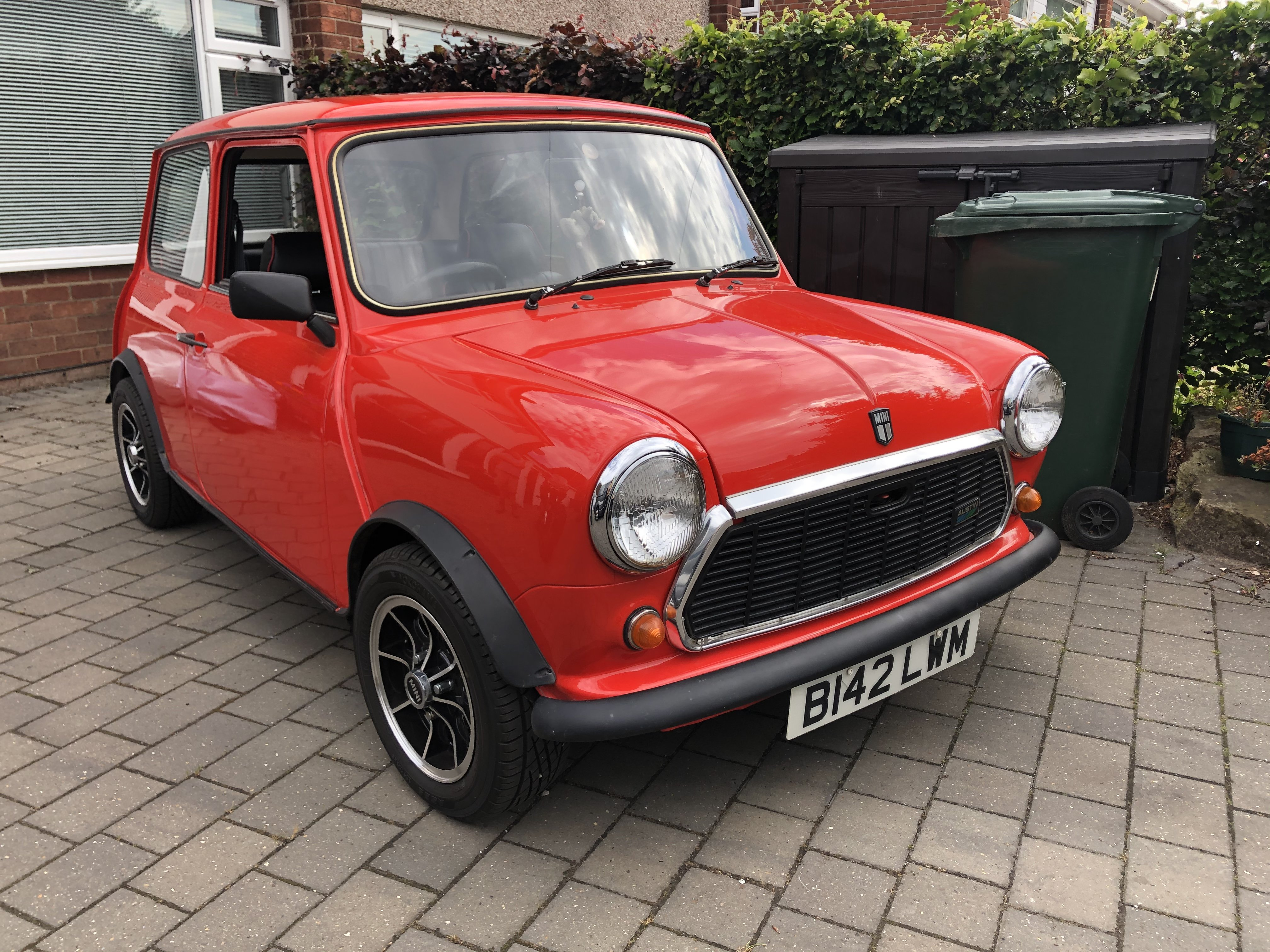 1985 MINI 1000 CITY E IMMACULATE CONDITION For Sale (picture 3 of 6)