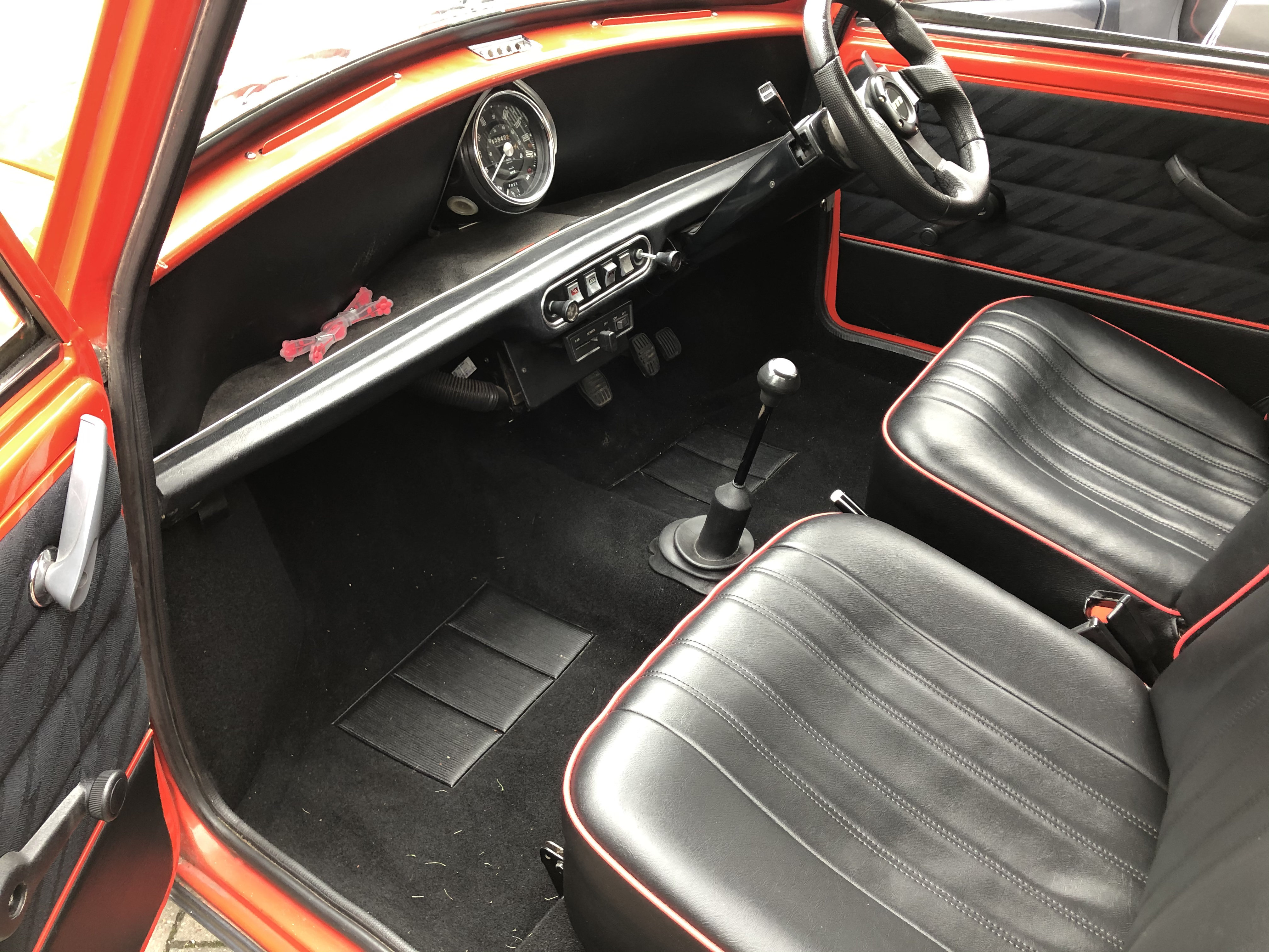 1985 MINI 1000 CITY E IMMACULATE CONDITION For Sale (picture 4 of 6)
