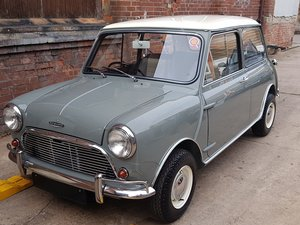 Picture of 1965 CLASSIC MINIS WANTED COOPER COOPER S VAN PICKUP WOODY