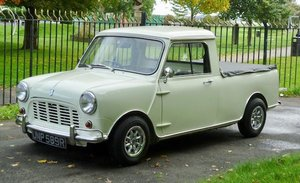 Picture of 1976 Mini Pickup 1,275cc