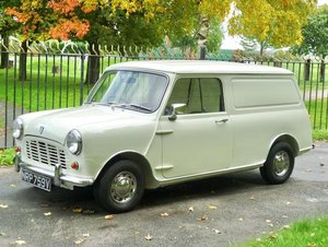 Picture of 1979 Mini Van 848cc For Sale by Auction