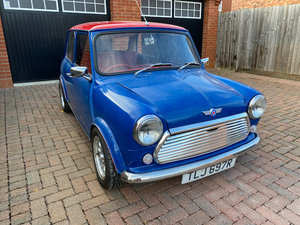 Picture of 1977 Mini 1000 1,275cc Saloon For Sale by Auction