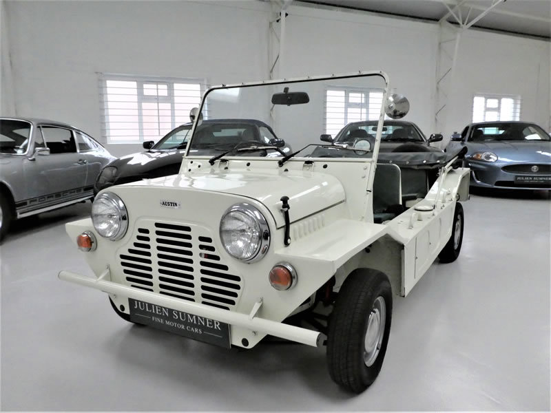 1969 Austin Mini Moke For Sale (picture 1 of 6)