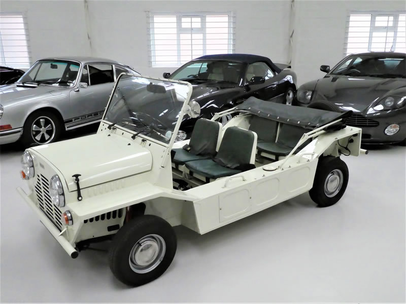 1969 Austin Mini Moke For Sale (picture 2 of 6)