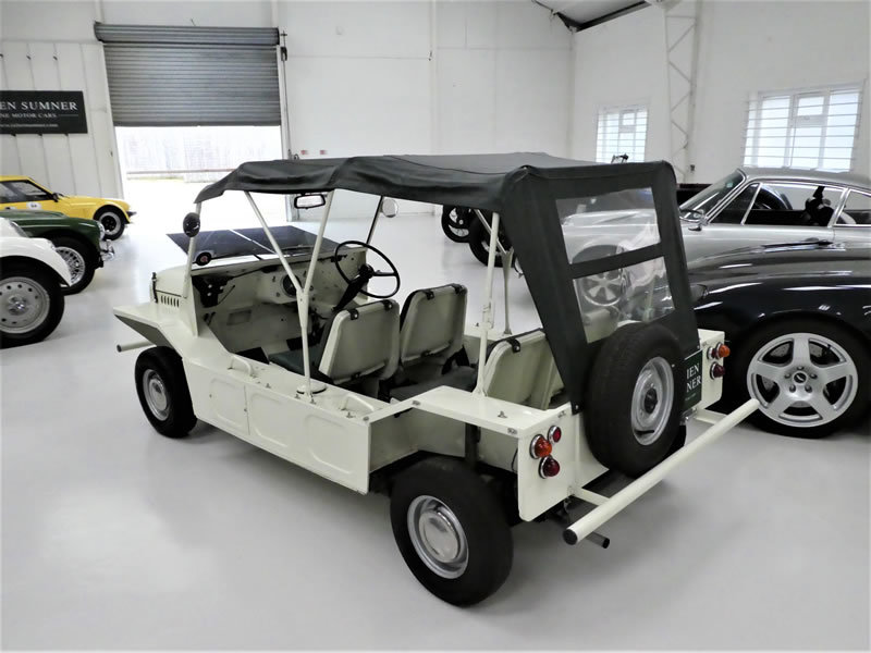 1969 Austin Mini Moke For Sale (picture 3 of 6)