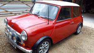 Classic limited edition Mini Flame Red