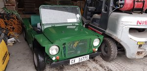 Mini Moke Great condition.