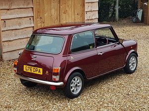 Picture of 1989 Immaculate Mini 30 Automatic On Just 12230 Miles in 31 Years For Sale
