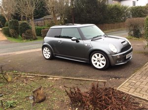 Mini Cooper S factory John Cooper works r53