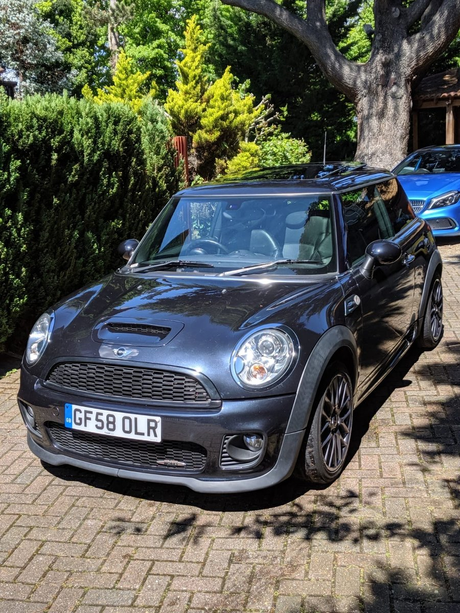 2008 John Cooper Works Mini For Sale (picture 1 of 9)