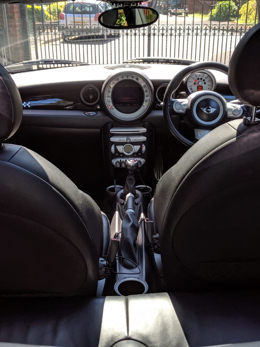 2008 John Cooper Works Mini For Sale (picture 3 of 9)