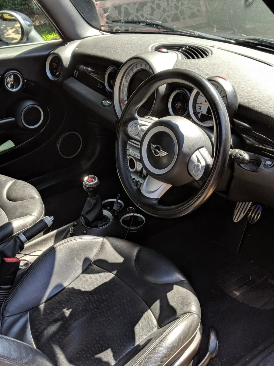 2008 John Cooper Works Mini For Sale (picture 4 of 9)