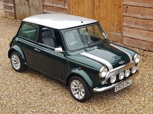 Picture of 2000 Immaculate Mini Cooper Sport on 4650 Miles From New SOLD