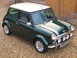 Picture of 2000 Stunning Mini Cooper Sport On Just 31200 Miles From New For Sale
