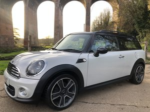 Mini One Clubman 1.6D Soho Edition | 2011 | 105,000 Miles |