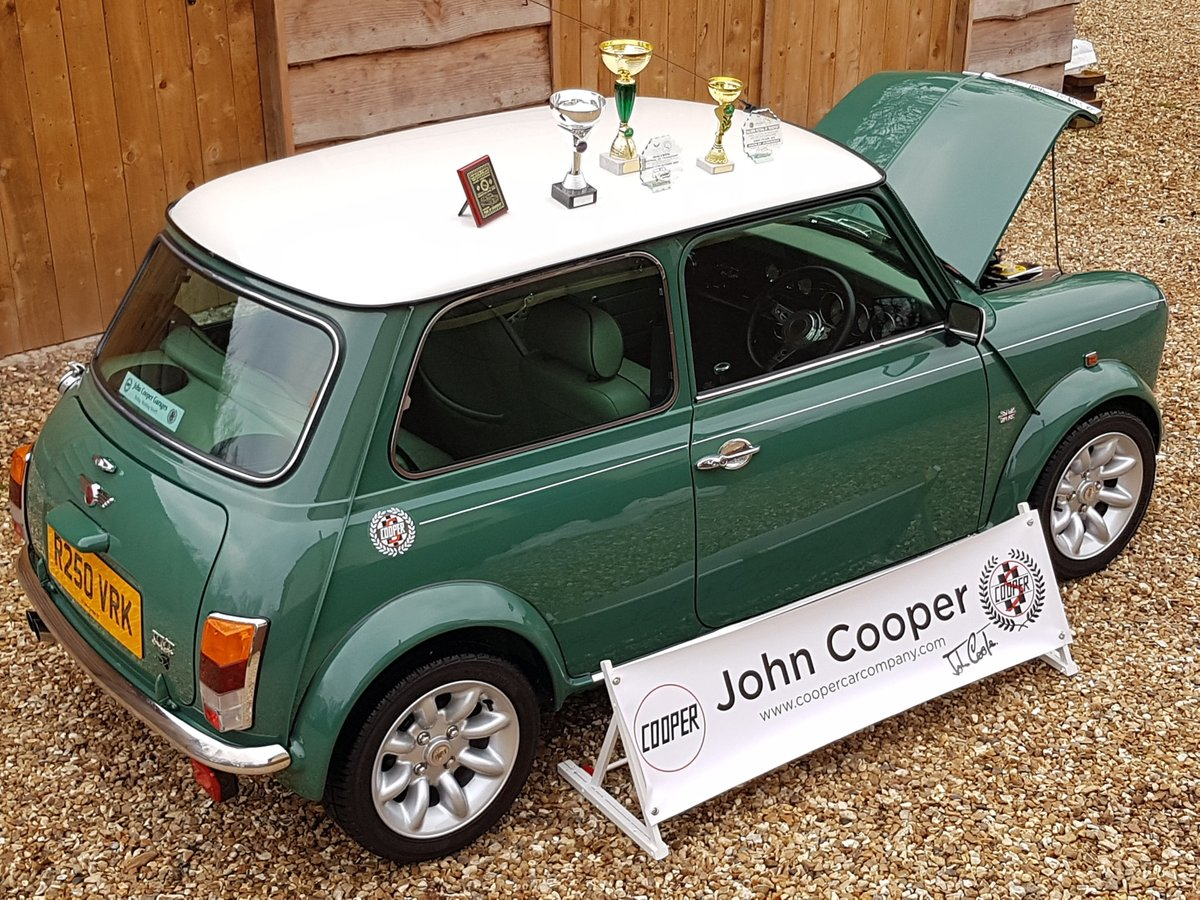 1997 Outstanding Mini John Cooper S Works On Just 19820 Miles. SOLD (picture 2 of 25)