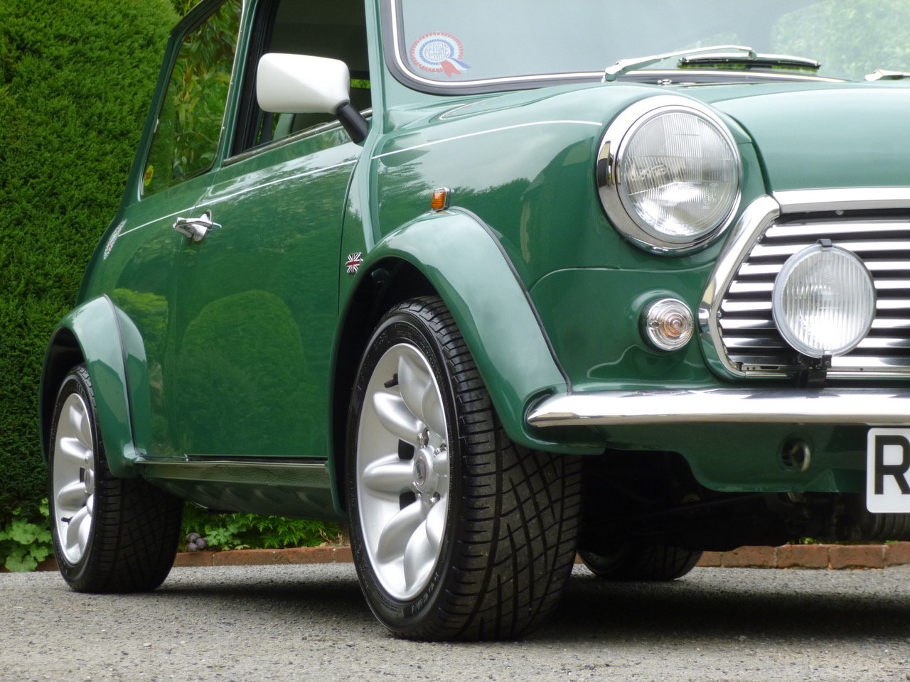 1997 Outstanding Mini John Cooper S Works On Just 19820 Miles. SOLD (picture 5 of 25)