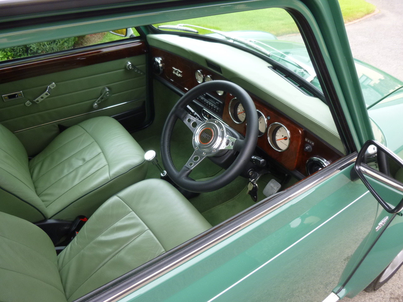 1997 Outstanding Mini John Cooper S Works On Just 19820 Miles. SOLD (picture 21 of 25)
