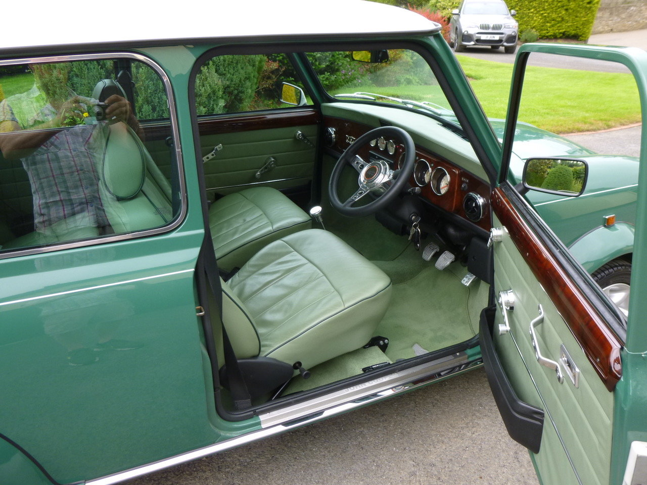1997 Outstanding Mini John Cooper S Works On Just 19820 Miles. SOLD (picture 22 of 25)