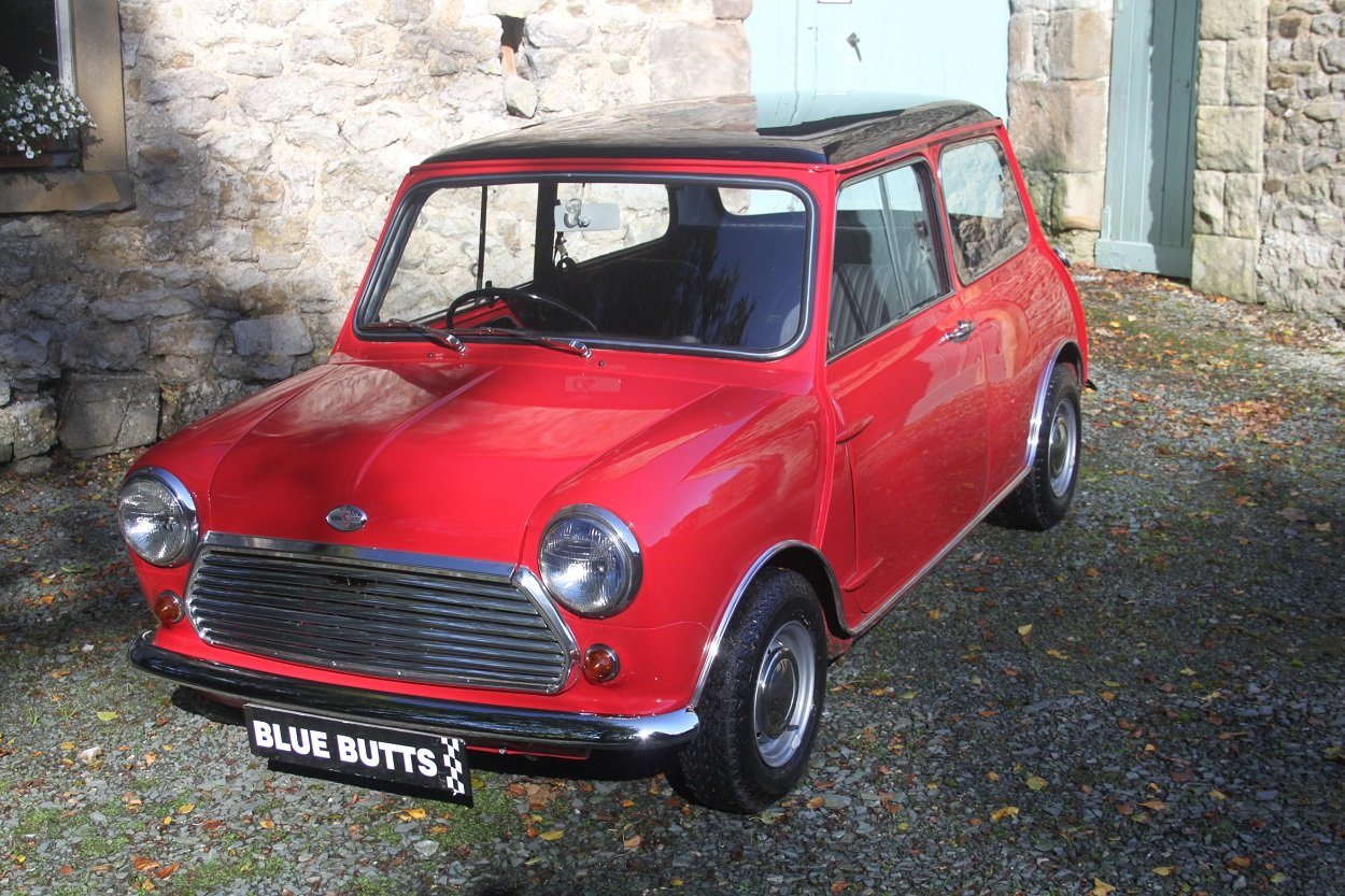 1968 Morris Mini Cooper S Re-Creation For Sale (picture 1 of 10)