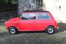 1968 Morris Mini Cooper S Re-Creation For Sale (picture 2 of 10)