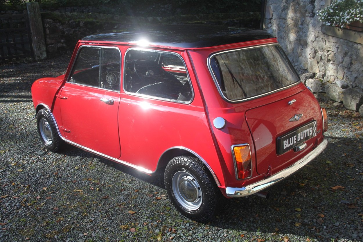 1968 Morris Mini Cooper S Re-Creation For Sale (picture 3 of 10)