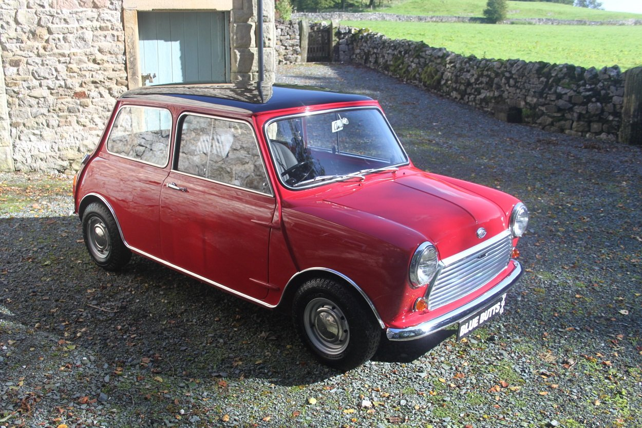 1968 Morris Mini Cooper S Re-Creation For Sale (picture 4 of 10)