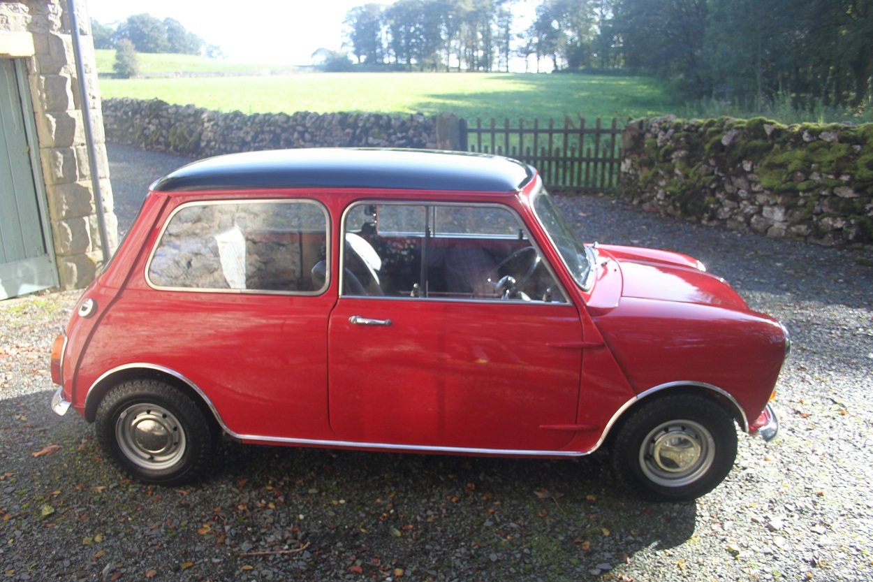 1968 Morris Mini Cooper S Re-Creation For Sale (picture 5 of 10)
