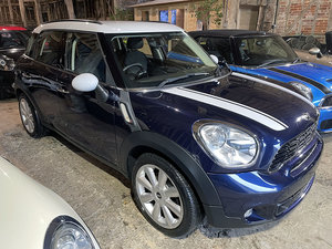 MINI Countryman 1.6 Cooper S Auto All4 Chili +RAC Approved