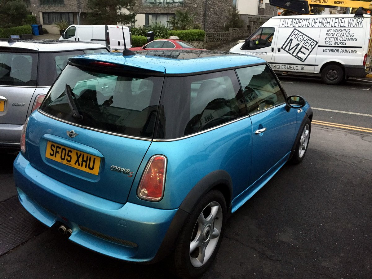 2005 MINI COOPER S RE32 SUPERCHARGED AUTOMATIC 3 DOOR HATCHBACK For Sale (picture 6 of 11)