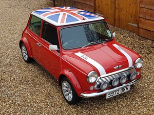 Picture of 1998 Stunning Mini Cooper Sport On Just 21730 Miles From New For Sale