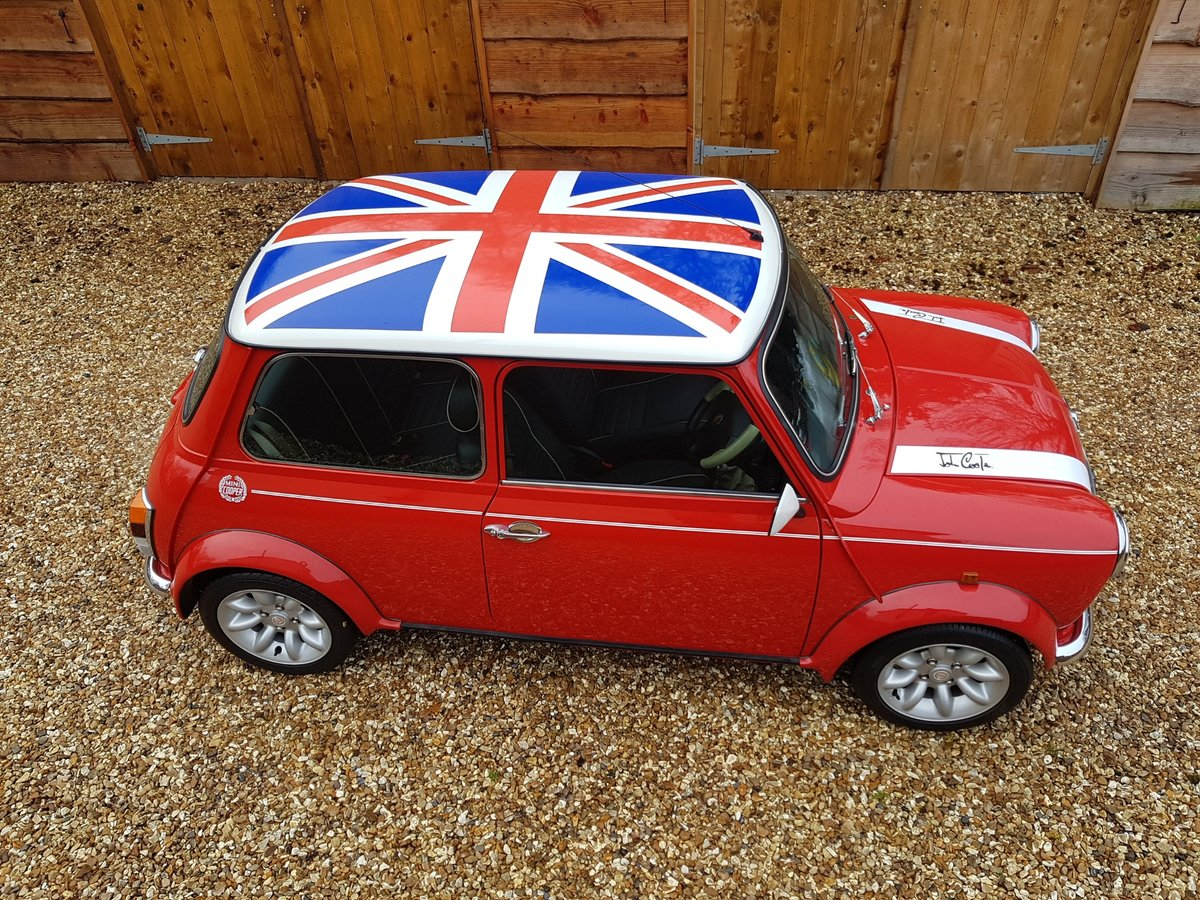 1998 Stunning Mini Cooper Sport On Just 21730 Miles From New For Sale (picture 2 of 22)