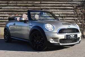 Picture of 2010 MINI 1.6 Cooper S Chili Convertible Great Spec+RAC Approved For Sale