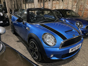 MINI 1.6 Cooper S Chili Convertible Great Spec+RAC Approved