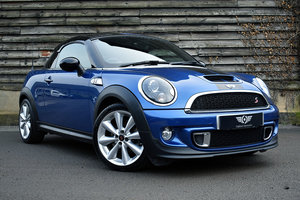 MINI Coupe 1.6 Cooper S Chili Great Spec + RAC Approved