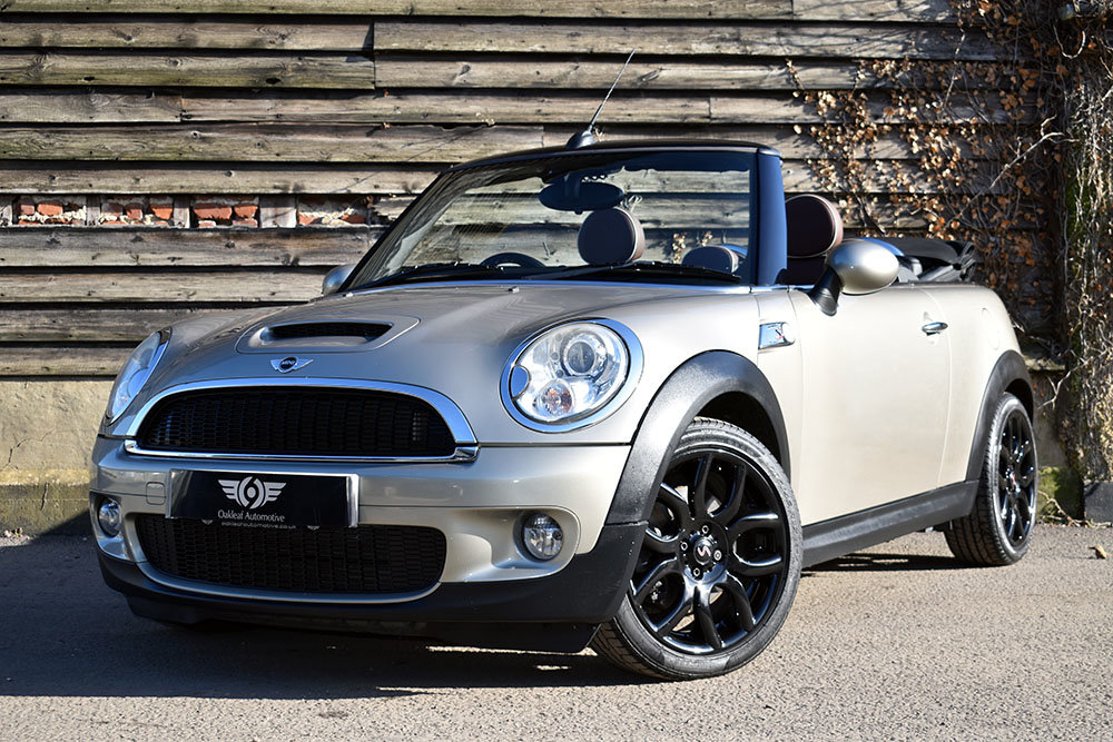 2010 MINI 1.6 Cooper S Chili Convertible Great Spec+RAC Approved For Sale (picture 2 of 12)