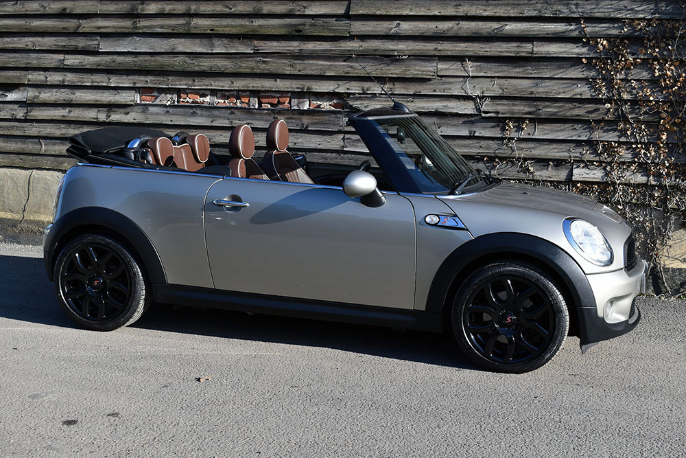 2010 MINI 1.6 Cooper S Chili Convertible Great Spec+RAC Approved For Sale (picture 3 of 12)
