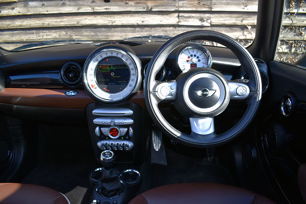 2010 MINI 1.6 Cooper S Chili Convertible Great Spec+RAC Approved For Sale (picture 7 of 12)