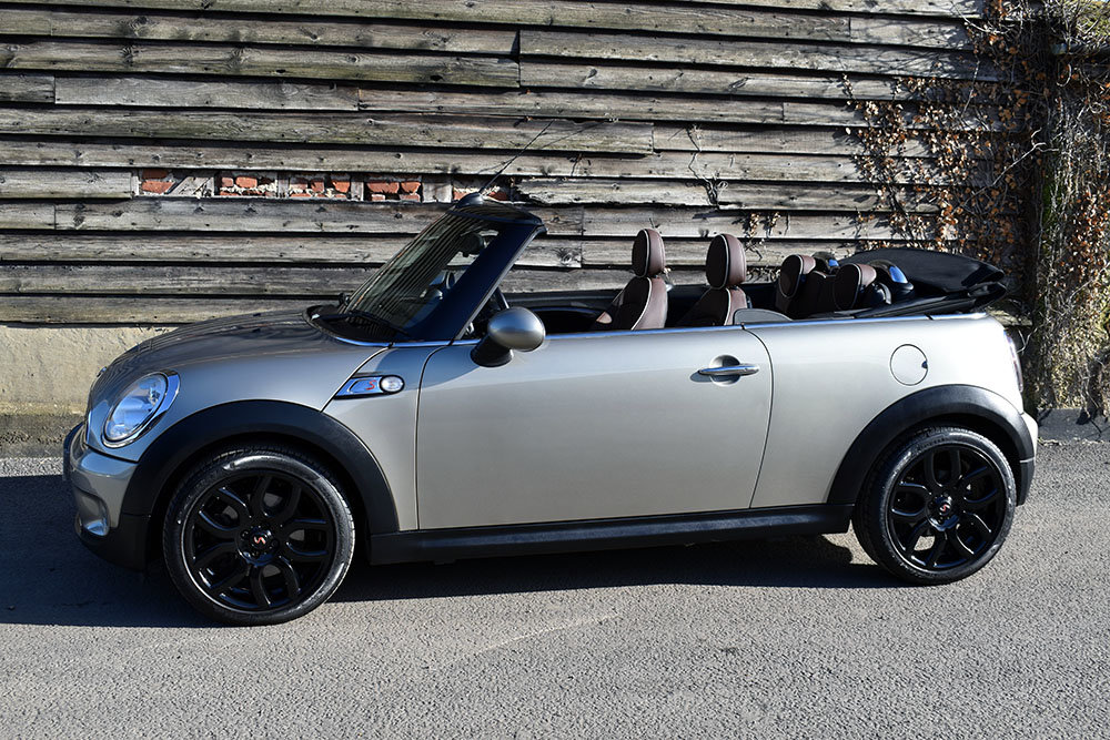 2010 MINI 1.6 Cooper S Chili Convertible Great Spec+RAC Approved For Sale (picture 10 of 12)