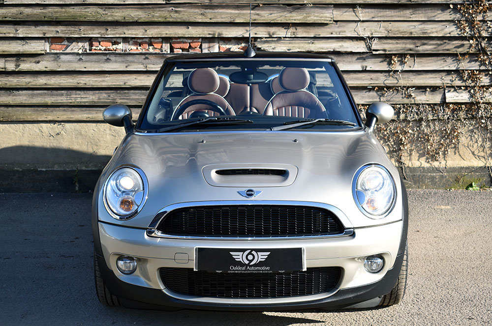 2010 MINI 1.6 Cooper S Chili Convertible Great Spec+RAC Approved For Sale (picture 11 of 12)