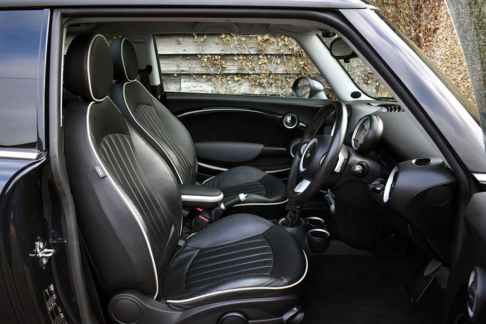 2007 MINI 1.6 Cooper S Auto Chili Low Mileage+RAC Approved For Sale (picture 5 of 12)