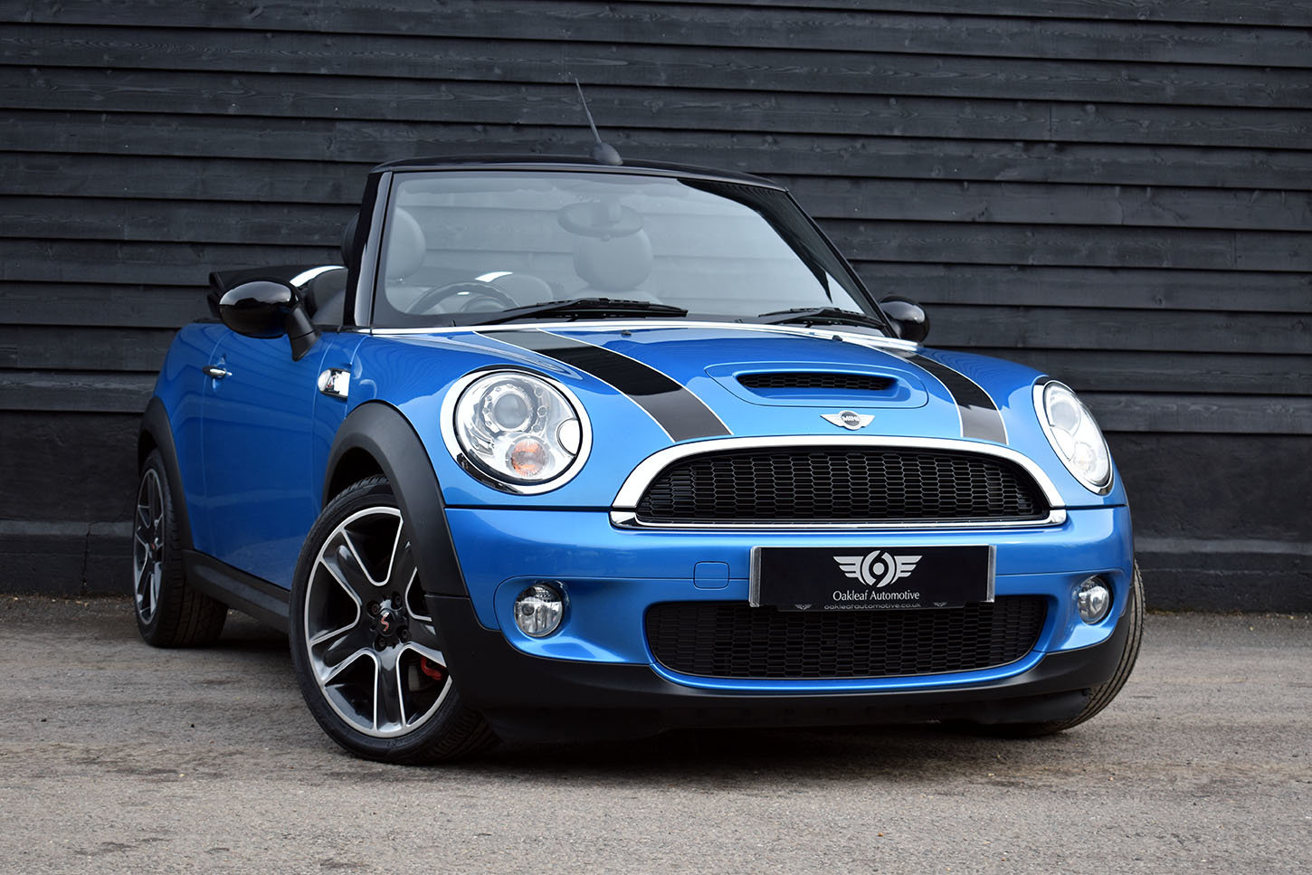 2010 MINI 1.6 Cooper S Chili Convertible Great Spec+RAC Approved For Sale (picture 1 of 12)