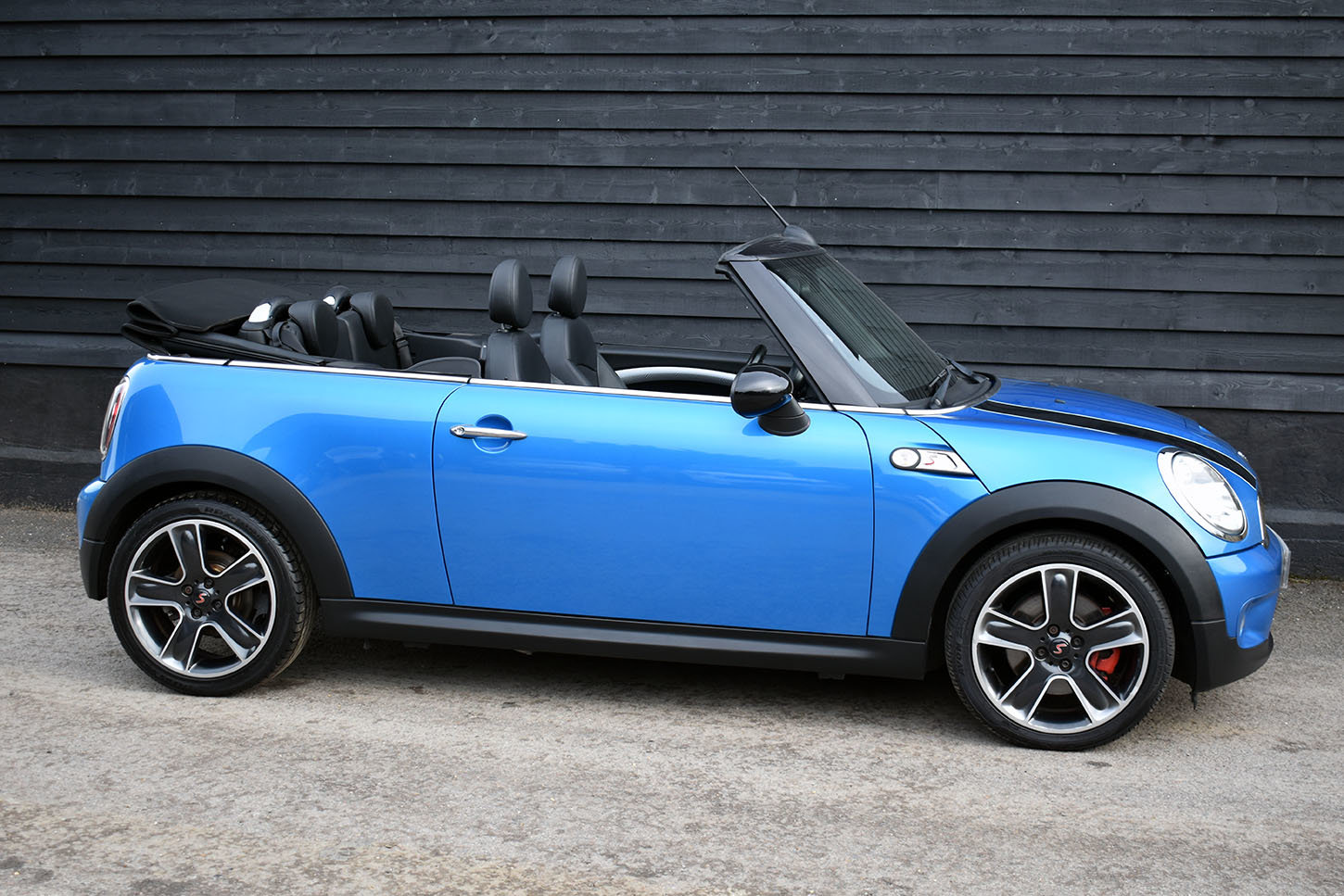 2010 MINI 1.6 Cooper S Chili Convertible Great Spec+RAC Approved For Sale (picture 4 of 12)
