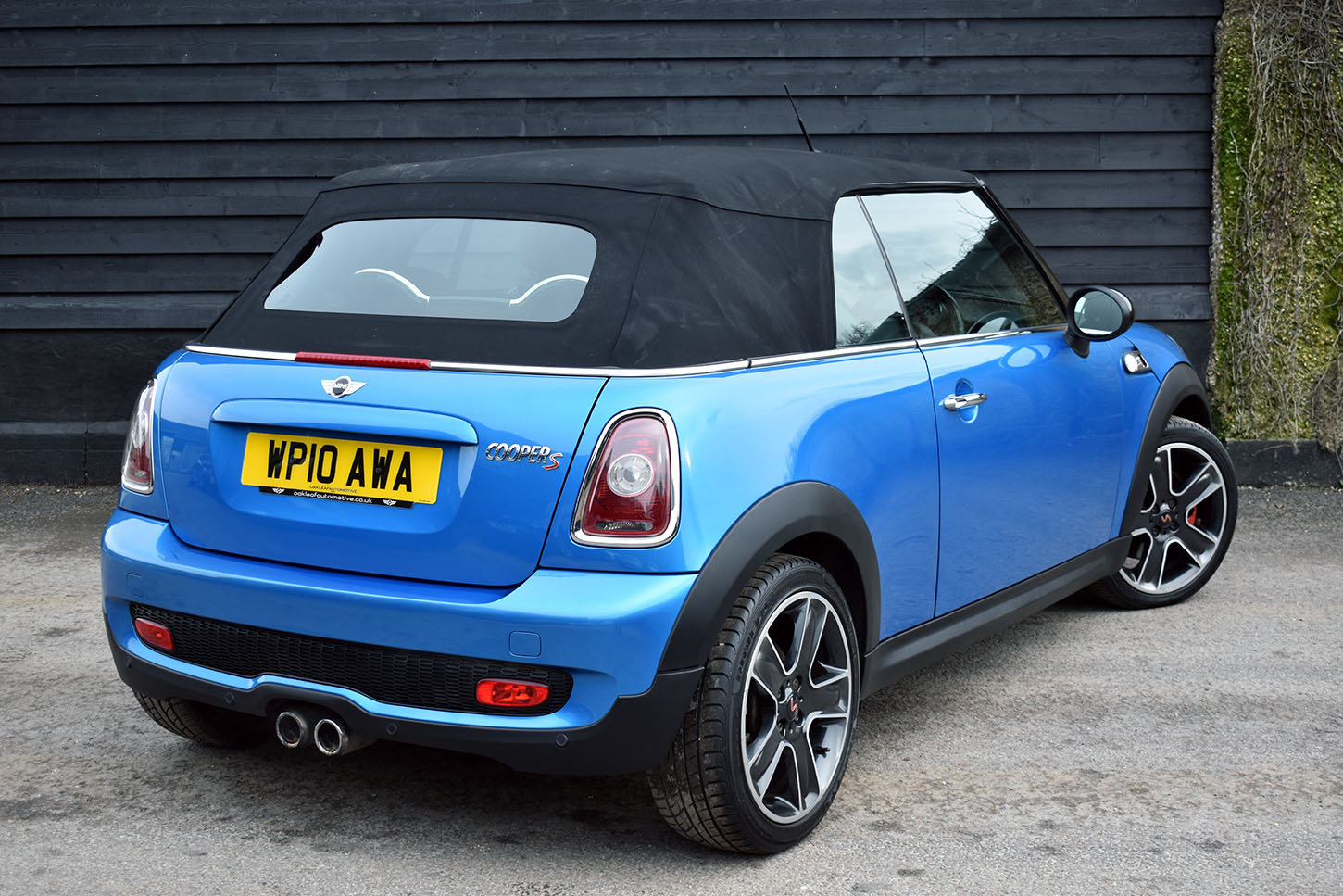 2010 MINI 1.6 Cooper S Chili Convertible Great Spec+RAC Approved For Sale (picture 5 of 12)