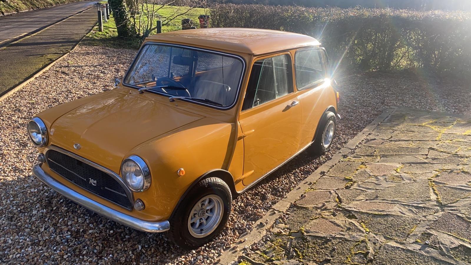 1968 Stunning Mini Innocenti For Sale (picture 1 of 12)
